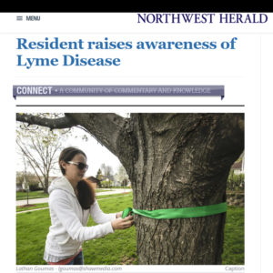 Lyme Disease Awareness Northwest Herald