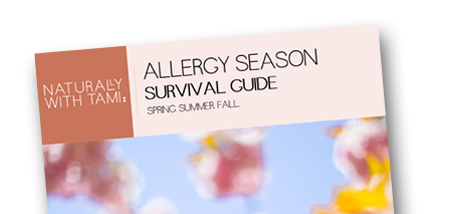 Allergy Season Survival Guide
